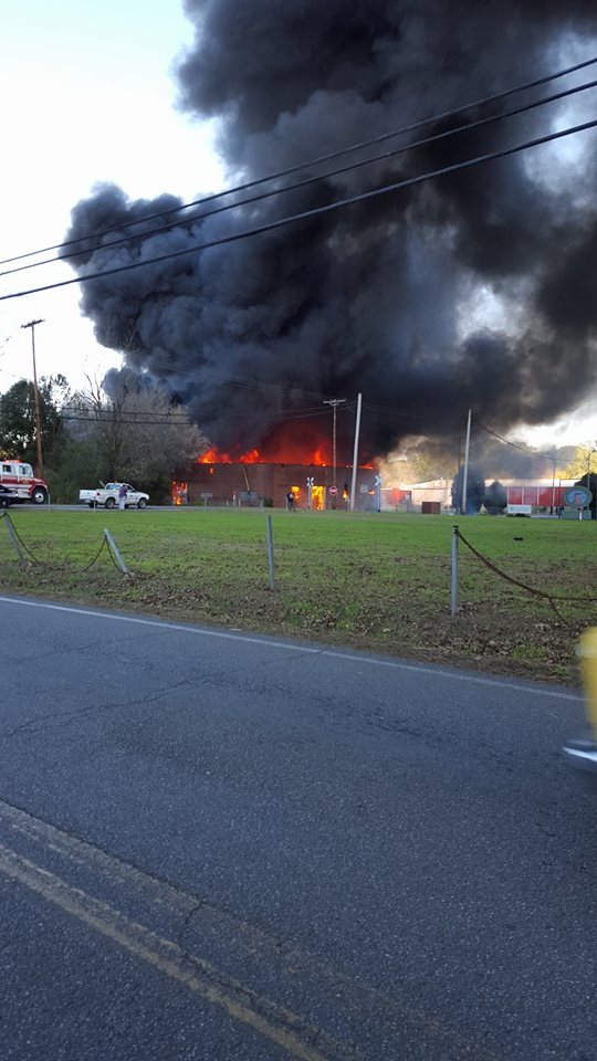 Barwick Fire - South Chattanooga St / Jesse Johnson