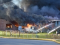Barwick Fire - Fire Crews on McLemore St / Tyler Bishop