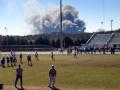 Barwick Fire As Seen From LHS / Derek Hatfield