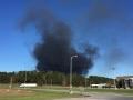 Barwick Fire As Seen From Roper / Jillian Raines Lively