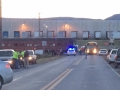 Barwick Fire Disrupts TN Valley Railroad Museum Train, Passengers Move to Bus / Denise Hopkins