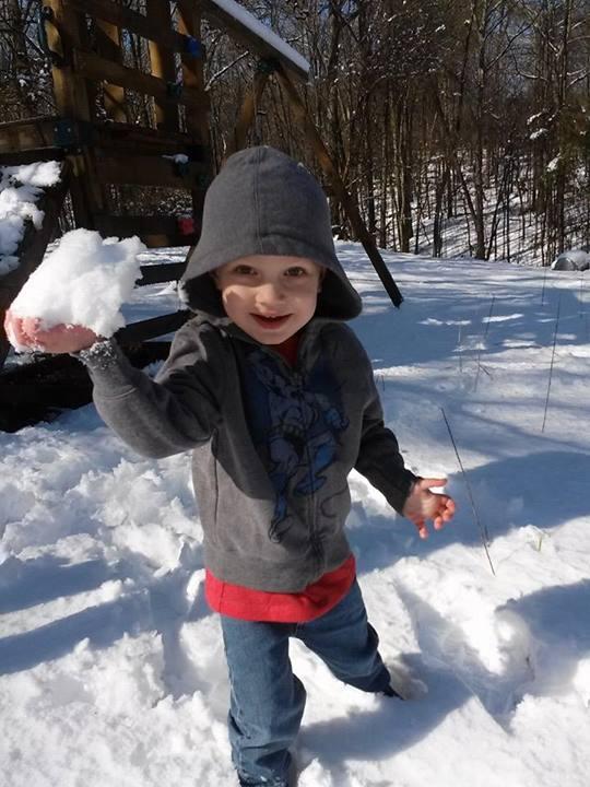 More Snow Fun
