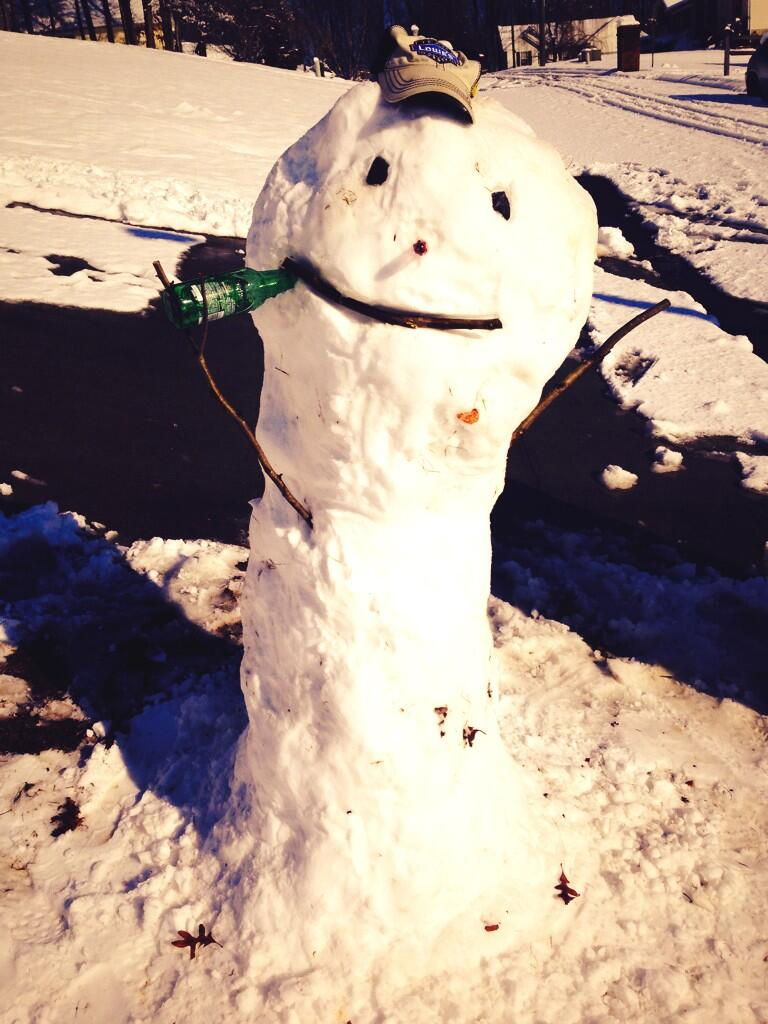 Yet More Snow Fun