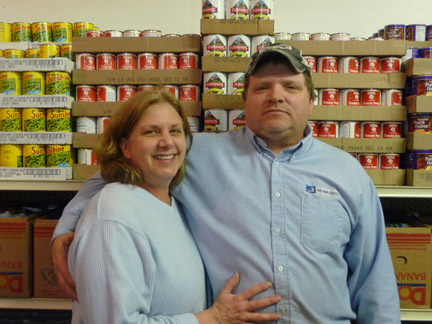 Deon & Kendra Phillips of The Care Mission