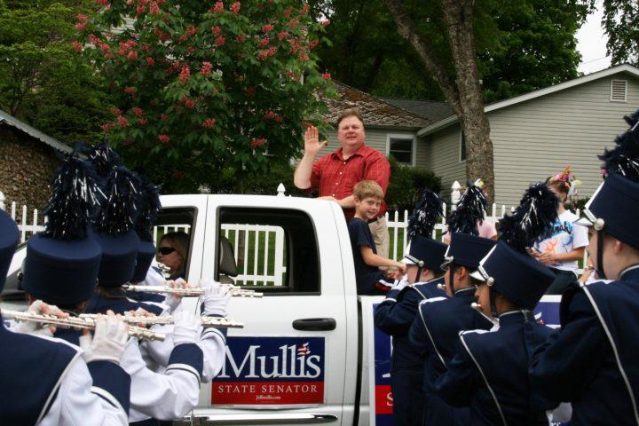 Mullis Campaigning