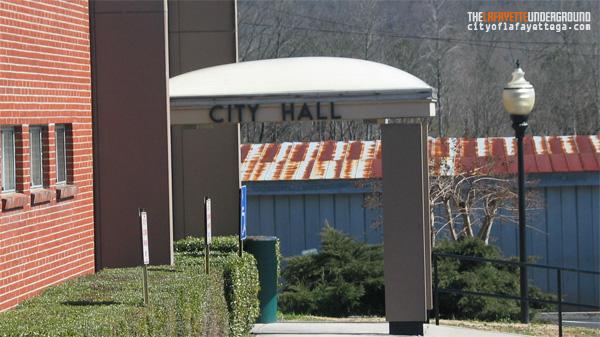 LaFayette City Hall