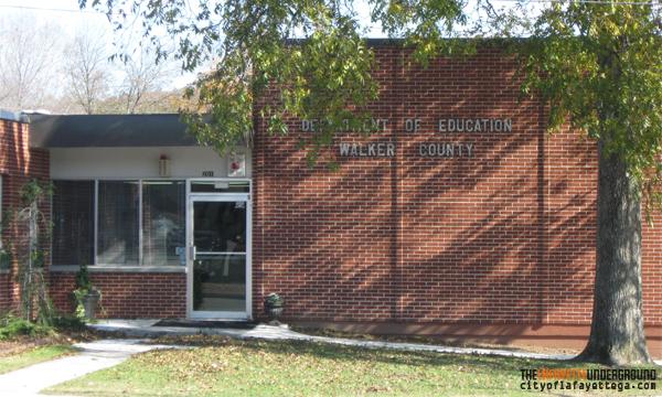 Walker County Schools Administration