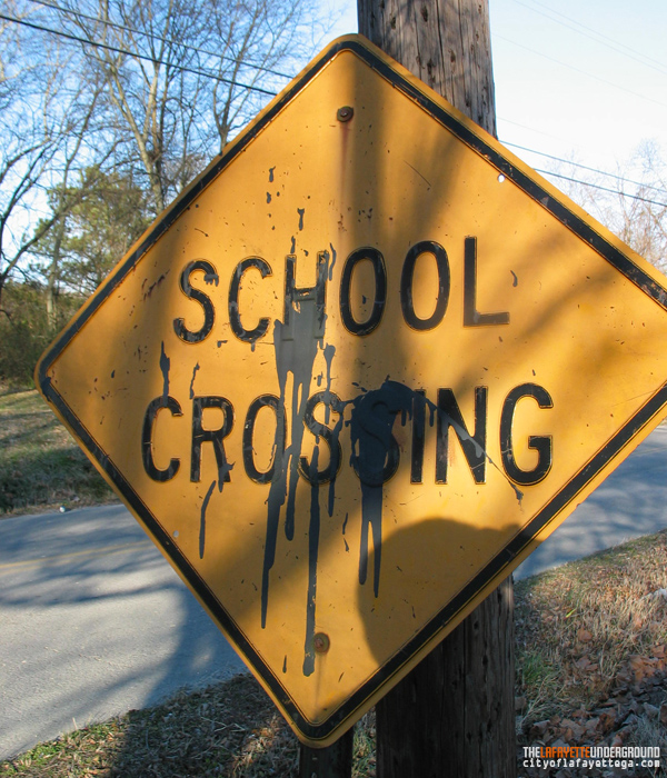 School Crossing