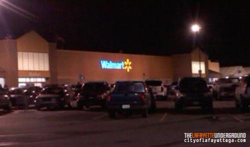 LaFayette Walmart