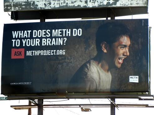 Meth Billboard