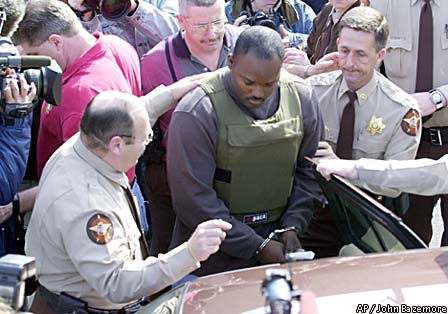 Brent Marsh Arrested / 2002