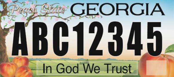 New Georgia Tag