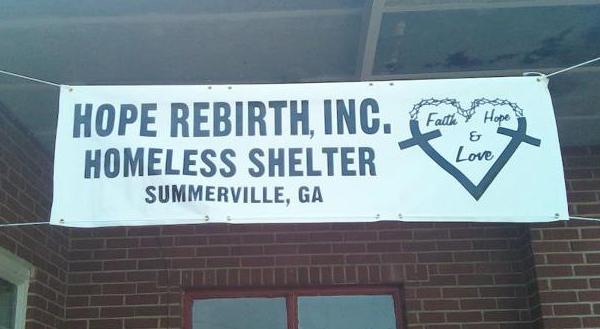 Hope Rebirth Shelter