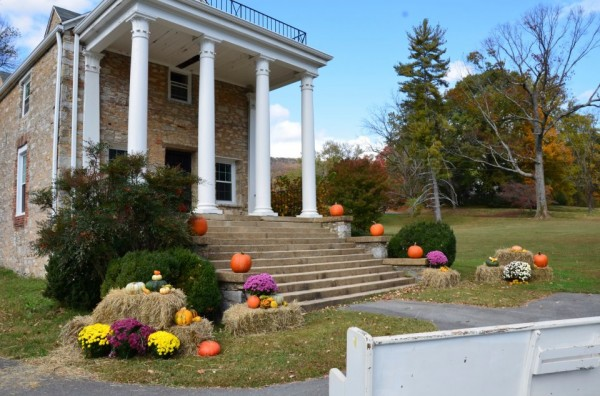 Mountain Cove Farms Mansion