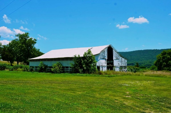 Mountain Cove Farms Rodeo Barn