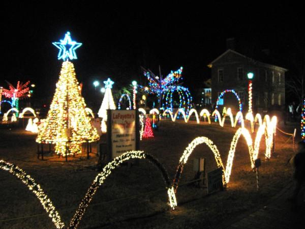 LaFayette Amazing Christmas