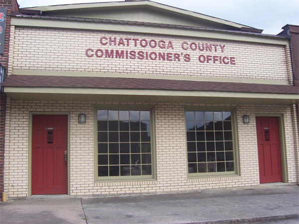 Chattooga Commisioner Office