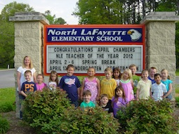 North LaFayette Elementary