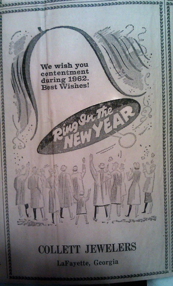 Happy New Year 1962