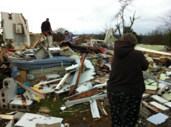 Adairsville Tornado
