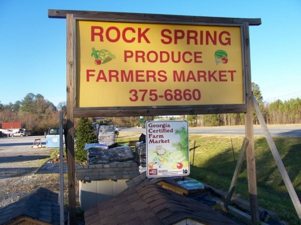 Rock Spring Produce