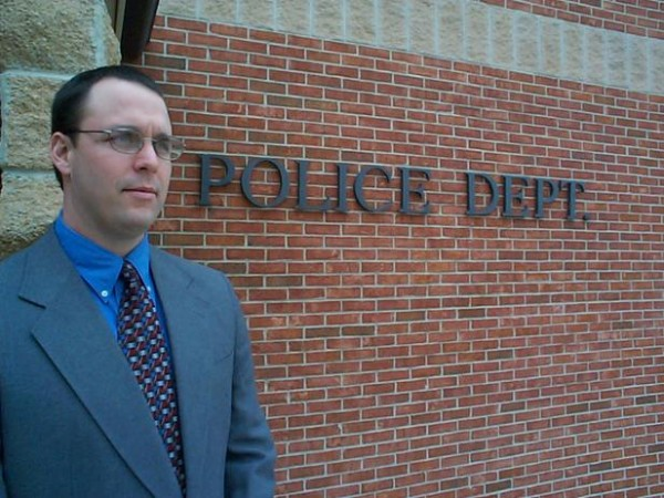 Ex Sheriff Patrick Cannon