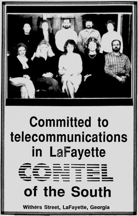 Contel LaFayette 1989