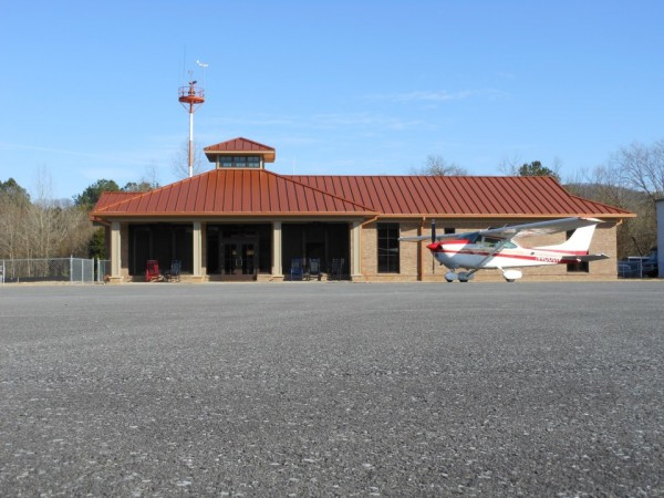 Barwick-LaFayette Airport Terminal