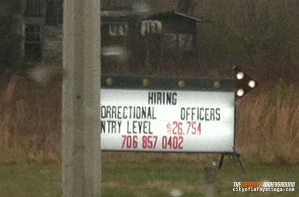 Hay Hiring Officers