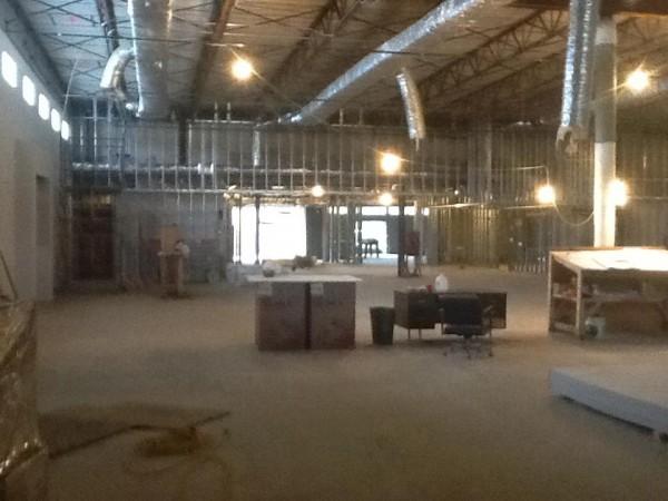 Library Renovations