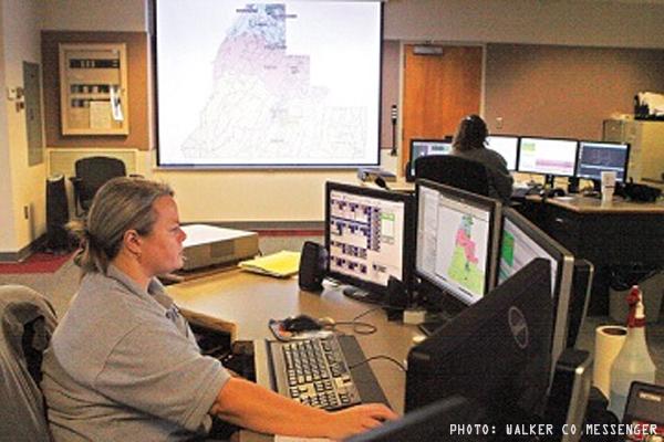 Walker Co 911 Center