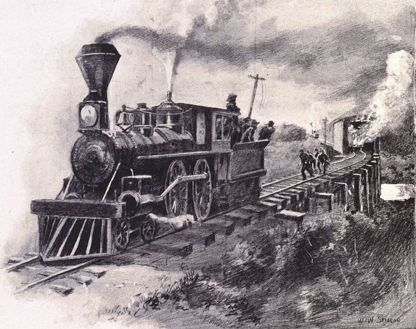 Andrews Raid / Great Locomotive Chase