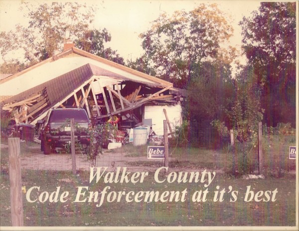 Walker Co Codes Enforcement