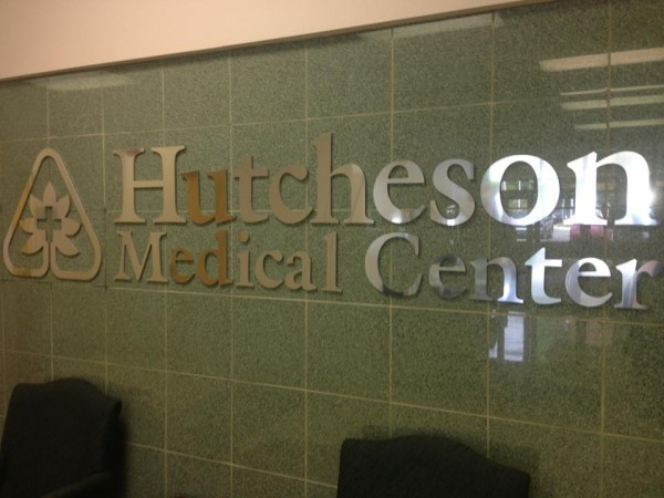 Hutcheson Lobby / WDEF TV 12
