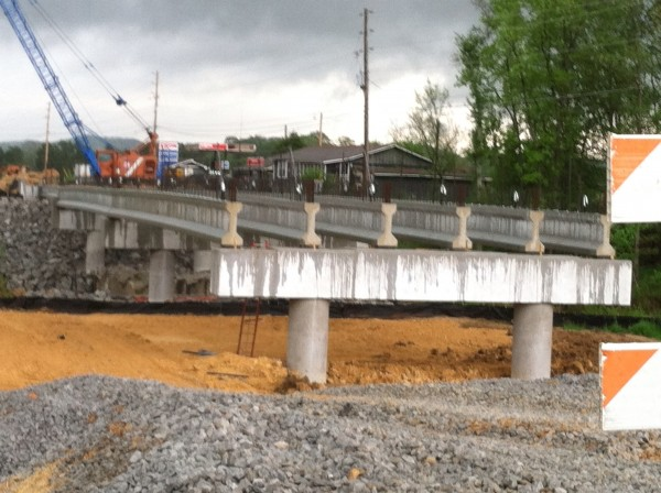 Kensington GA 136 Bridge Work