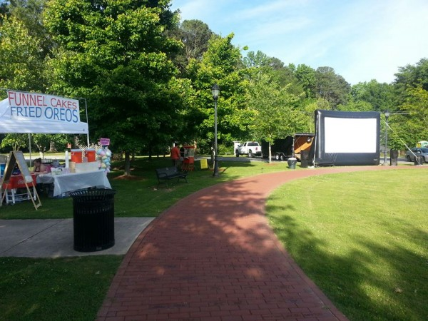 Movies In The Park May 25 2013