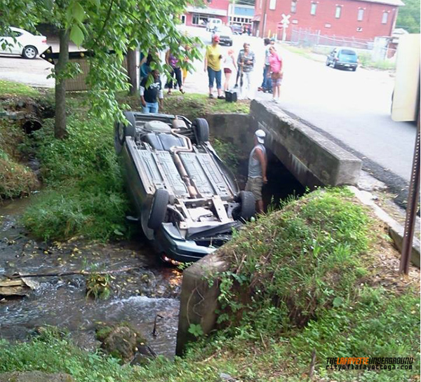 Villanow Street Wreck May 18