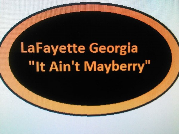 Logo Contest Winner - It Aint Mayberry