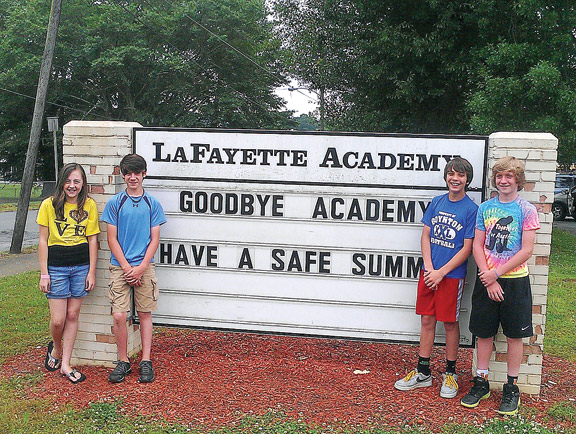 Goodbye LMS Academy