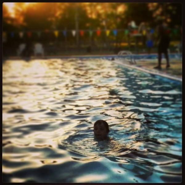 LaFayette Swimming Pool / Dowda