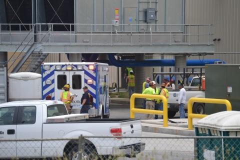 Mohawk Summerville Accident Site
