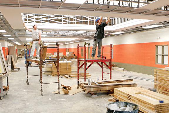 Saddle Ridge Construction Update / Walker Co Messenger