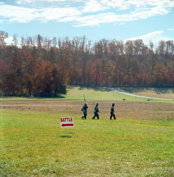 Whistling Dixie Book Photo / Civil War Reenactment