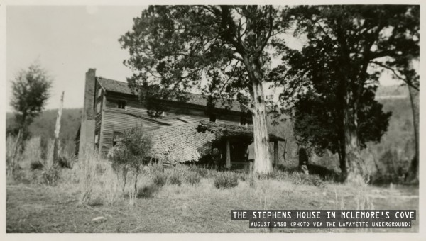 Stephens House in Kensington