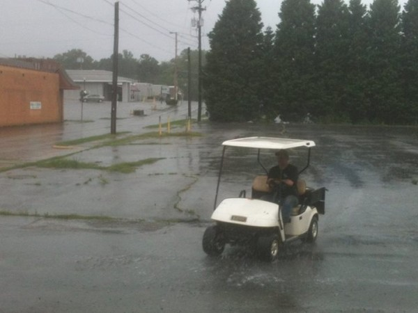 Elite Power Sportz Golf Cart