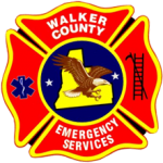 Walker County Fire & Rescue Logo
