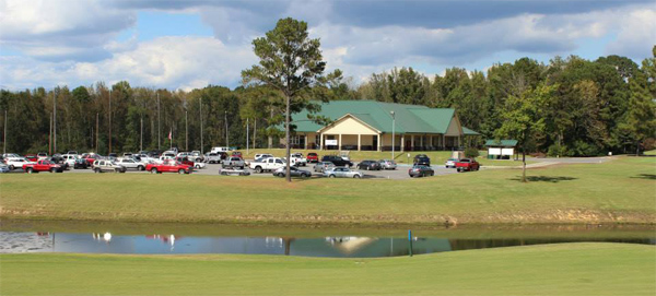 LaFayette Golf Course Clubhouse