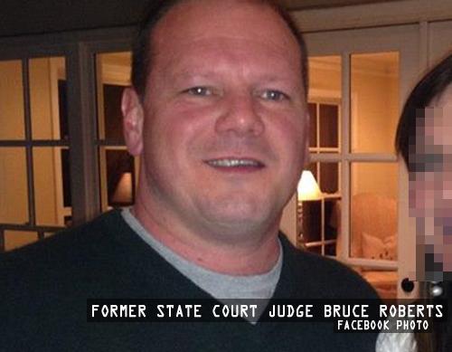 Former Judge Bruce Roberts