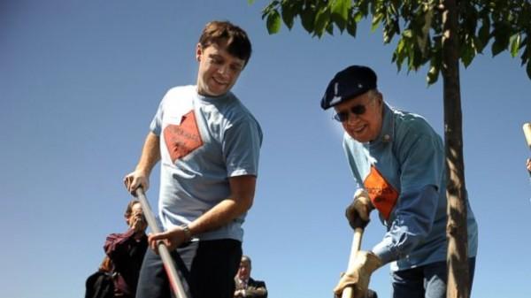 Jason & Jimmy Carter