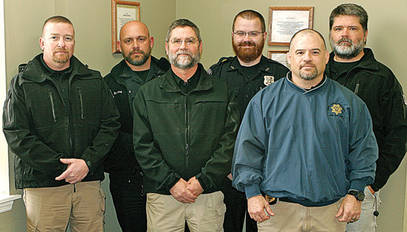 LPD Officers With Beards